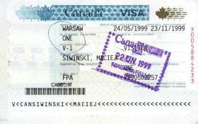 emigration to Canada