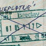 Czech Republic – removal from the border with a note in the passport thumbnail