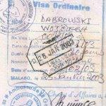travels to Gabon