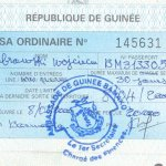 travels to Guinea