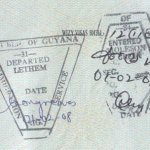 visa to Guyana