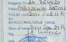 travels to Guyana