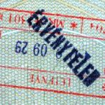 Hungary – canceled border stamp thumbnail