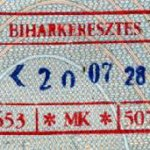 Hungary – one more border stamp, 1998 thumbnail
