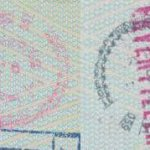 Hungary – stamps of border control, 1993 thumbnail