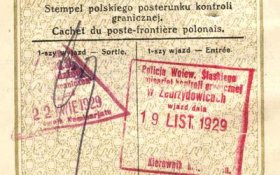 The Second Commonwealth of Poland – border stamps, 1929 post image