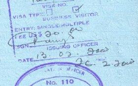 travels and visa to Jamaica