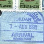 travels to Jordan