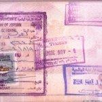 travels to Jordan