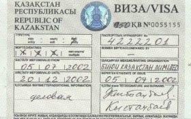 travels to Kazakhstan