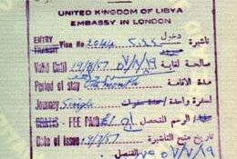 residence in Libya