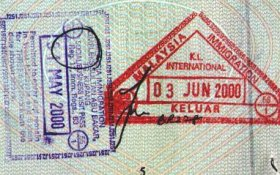 travels to Malaysia