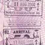 Malta – border stamps, 2000 thumbnail