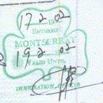 travels and visa to Montserrat