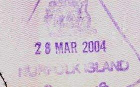 travels to Norfolk Island visa tourism