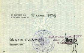 border crossing in PPR