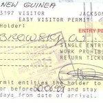 Papua-New Guinea tourism travellings