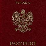 Poland – cover of the new passport, 2001 thumbnail