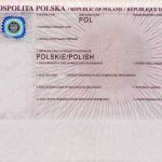 Poland – main page of the new passport thumbnail