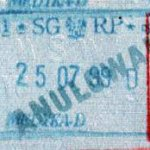 Poland – canceled stamp, 1999 thumbnail