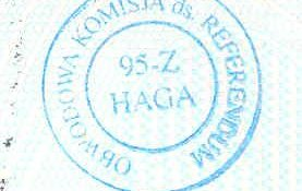 Poland – passport stamp, 2004 post image