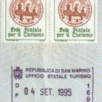 travels to San Marino