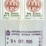 travels to San Marino
