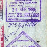 travels to Thailand
