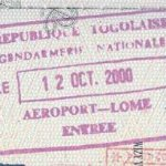 culture in Togo, visa