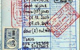 travels to Tunisia