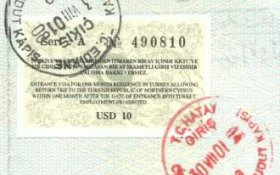 documets for visa to Turkey