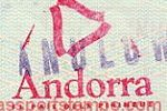 Andorra – a commemorative stamp, 1995