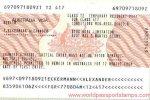 Australia – a student visa, 2002