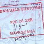 travels to Bahamas