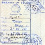 travels to Belize