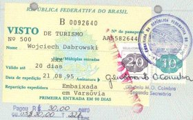 travels in Brazil