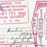residence in Burkina Faso