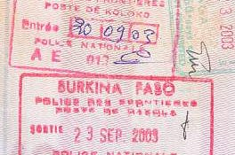 emigration in Burkina Faso