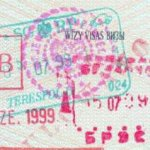 Belarus – business visa AB, 1999 thumbnail