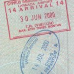 Cyprus – border stamps, 2000 thumbnail