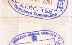 travels to Dominicana