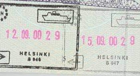 Finland – border stamps, 2000 post image
