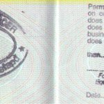 Ireland – border stamp, 2002 thumbnail