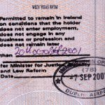 Ireland – permission to stay in the country, 2001 thumbnail