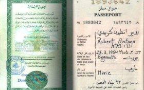 identity documents in Lebanon