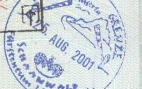 Liechtenstein – stamp, 2001 post image