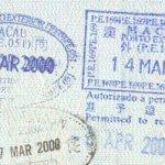 travels to Makau