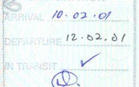 travels and visa to Nauru