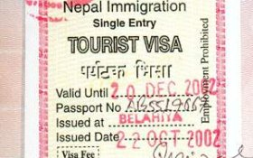travels to Nepal