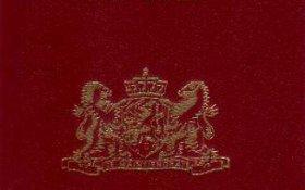 Netherlands – passport post image